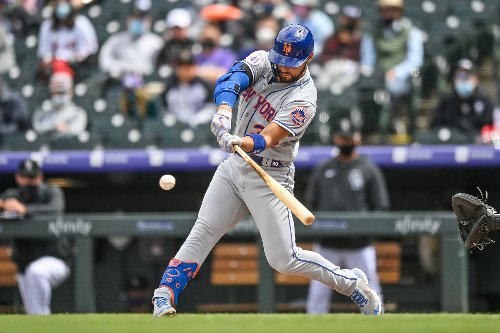 Michael Conforto's strong weekend a positive Mets sign after choppy start