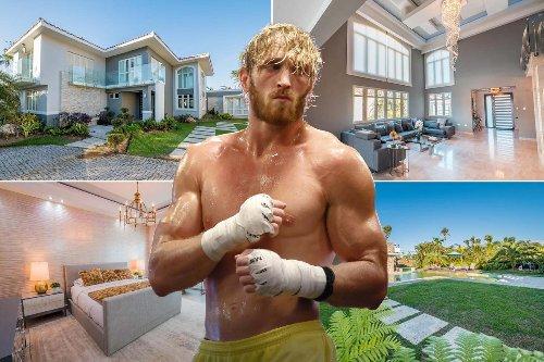 Inside Logan Paul's swanky $13M Puerto Rico mansion