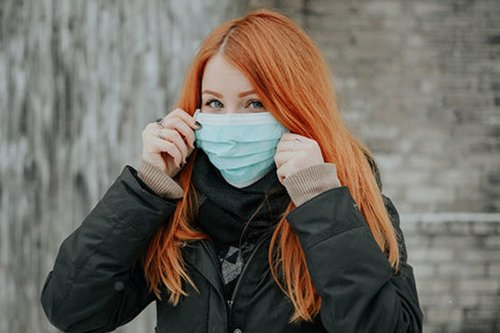 Stay protected while traveling with the first and only FDA-cleared mask