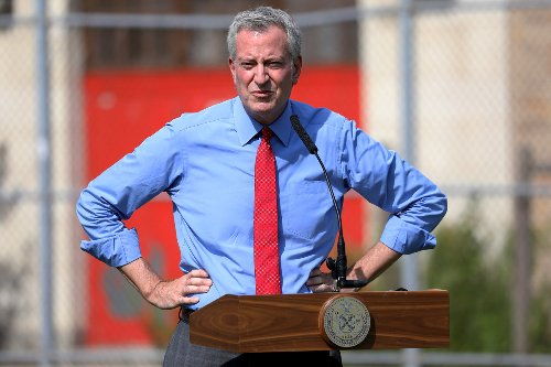How Bill de Blasio pushed south Brooklyn, Staten Island to vote Republican