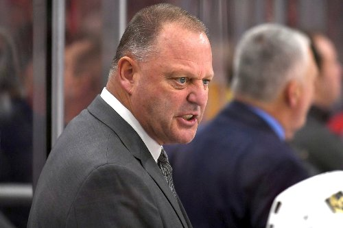 Gerard Gallant makes his Rangers mission crystal clear