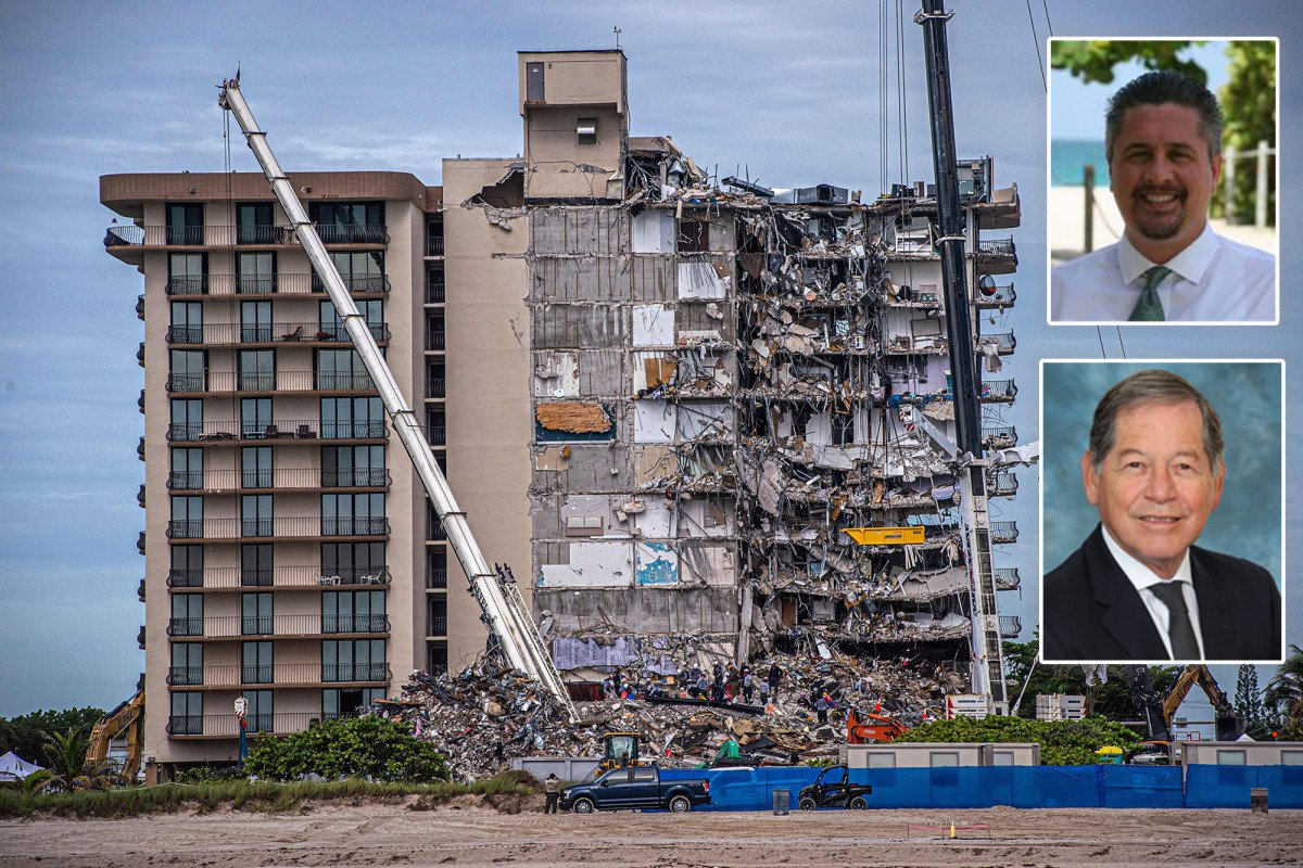 Surfside building department was under review before condo collapse
