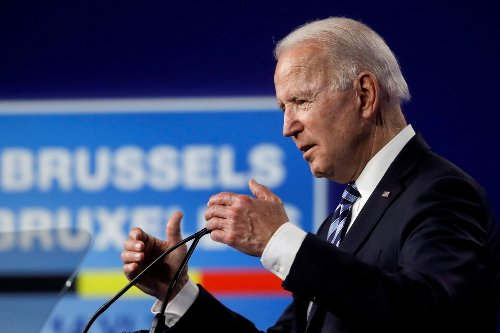 Beijing not bothered by Biden's lame bid to rally Europeans against China
