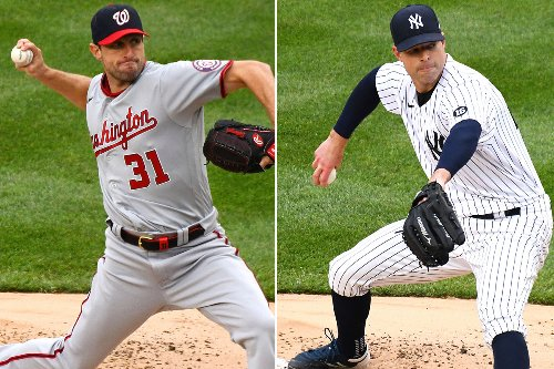 Max Scherzer, Corey Kluber show why they are Cy Young winners