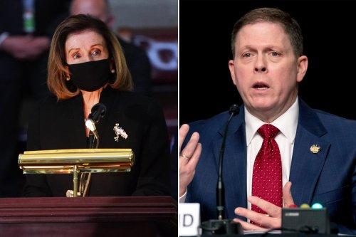Blame Pelosi, not top Capitol cop: Devine