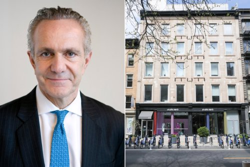 Soho Gallery Building penthouse with intriguing past sold for $10M