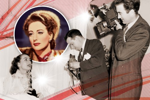 How Joan Crawford became a shameless Oscars legend in bed 75 years ago