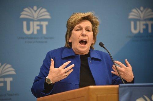 Randi Weingarten's support of 1619 Project betrays union's proud history