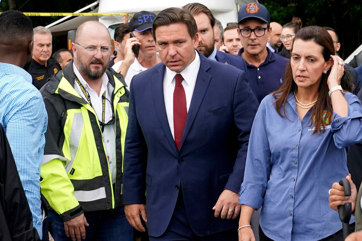 DeSantis holding out 'hope' for more survivors in condo collapse with 51 still missing