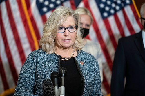 Defiant Liz Cheney lays out her case ahead of vote to oust her from GOP leadership