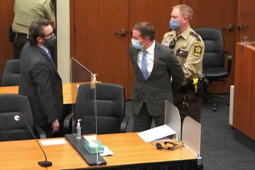 Here's how much prison time Derek Chauvin faces