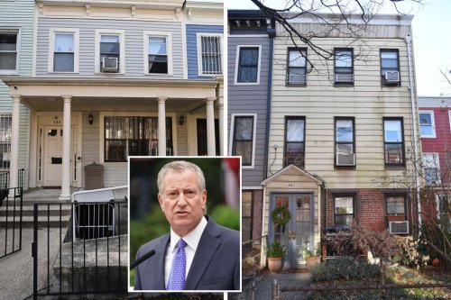 Mayor de Blasio falls deeper into debt with new home loans