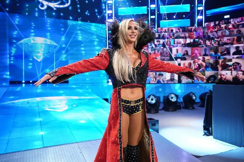 Charlotte Flair wants to be WWE's next supervillain: 'I am the bad guy'