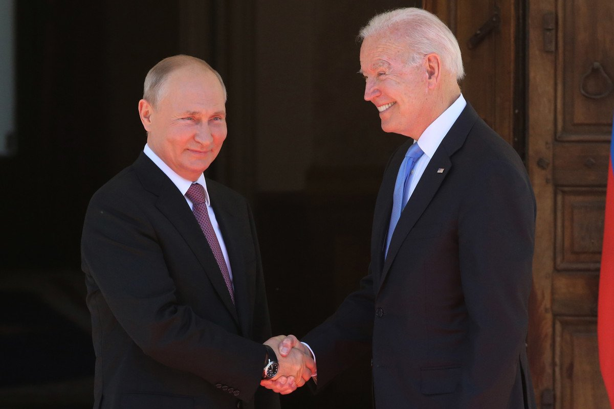 Biden let Putin 'spout Russian propaganda' unchallenged at summit: critics