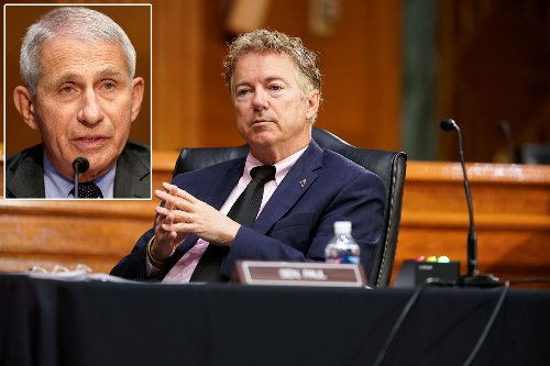 Sen. Paul: Fauci emails prove he knew of Wuhan gain-of-function research