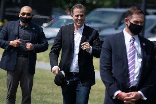 Hunter Biden's laptop keeps damning Joe, but most media just ignore it