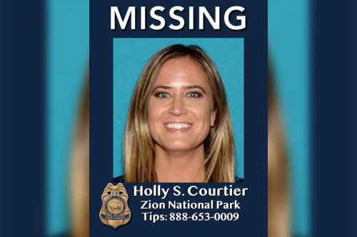 California woman missing after hiking in Zion National Park alone