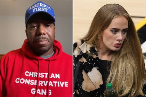 'Let's Go Brandon' rapper Bryson Gray boots Adele out of No. 1 spot with banned anti-Biden song