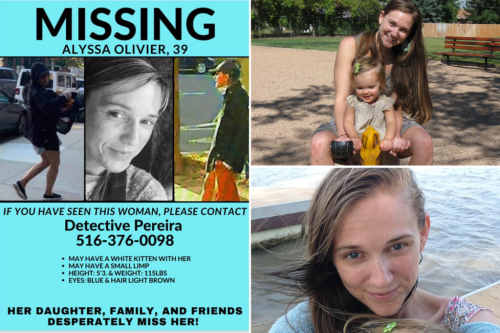 Missing Colorado mom, 39, found living on New York City streets