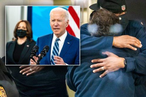 Biden says mass killings 'too normal' in US in wake of FedEx shooting