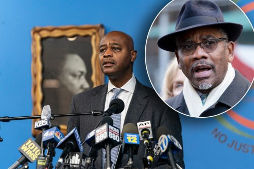Jay-Z, Nas, Diddy — and now Dem leader Rep. Meeks backs McGuire for mayor