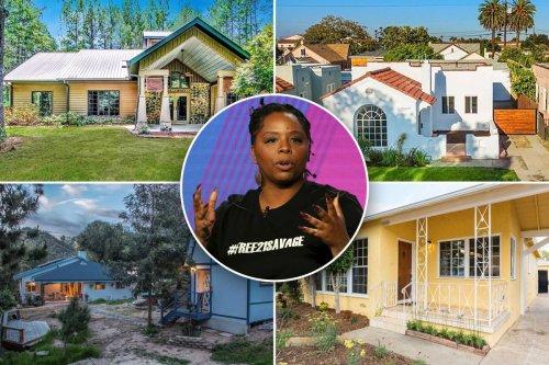 Inside BLM co-founder Patrisse Khan-Cullors' million-dollar real estate buying binge