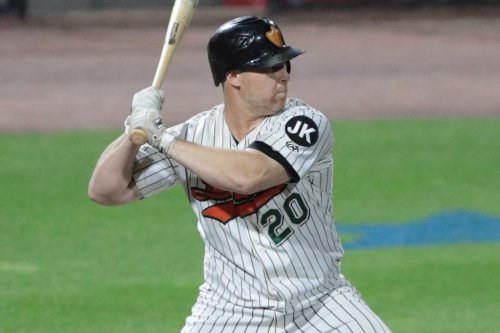 Lew Ford, the oldest hitter in baseball, loves every swing and is ready for his last