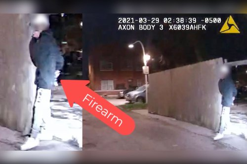 Chicago police release enhanced bodycam video it says shows slain 13-year-old Adam Toledo was armed