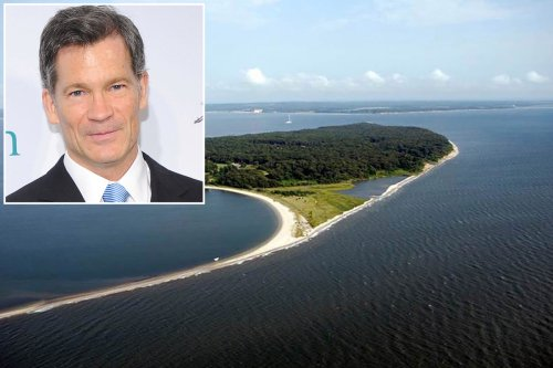 Inside Louis Bacon's mysterious $500M private island in the Hamptons
