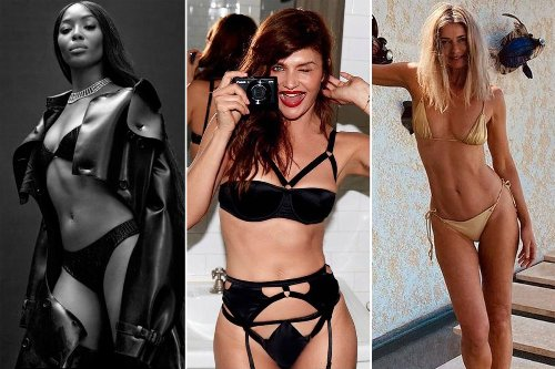Over 50 and fab: The OG supermodels are hotter than ever on Instagram