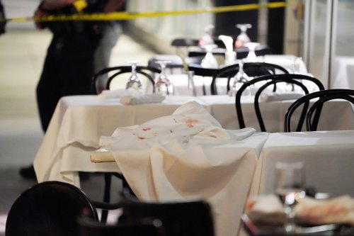 Man shot at outdoor dining area of trendy NYC restaurant