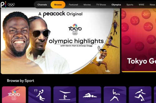 NBC's streaming service Peacock slammed over its Olympics coverage