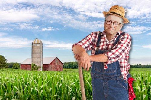 Bill Gates' divorce could end secret life as biggest US farmland owner