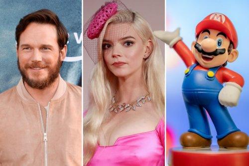 Chris Pratt's 'Super Mario Bros.' casting angers Italians and Nintendo fans