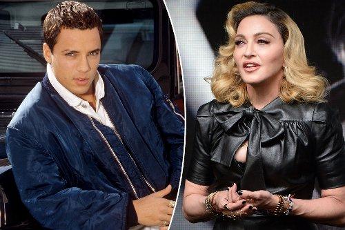 Madonna pays respects to late protégé Nick Kamen: 'It breaks my heart'