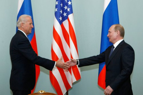 Biden and Putin hold call, float summit amid rising Ukraine tensions