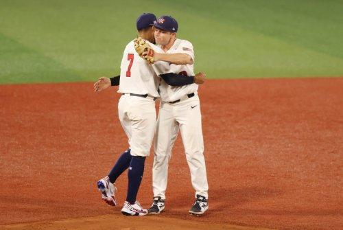 US baseball hangs on to beat South Korea, win Group B with Jack Lopez web gem