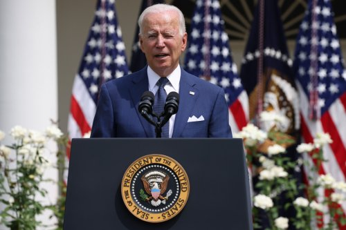 The honeymoon's over: American optimism drops 20 points to mark Biden's six months in office
