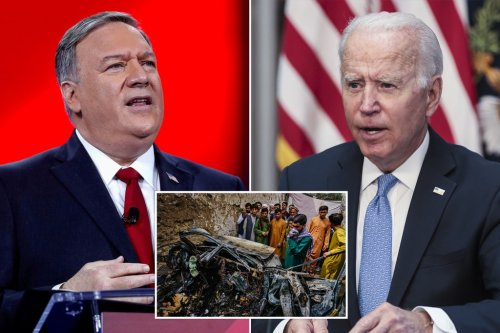 Pompeo: US military was under 'political pressure' to carry out drone strike