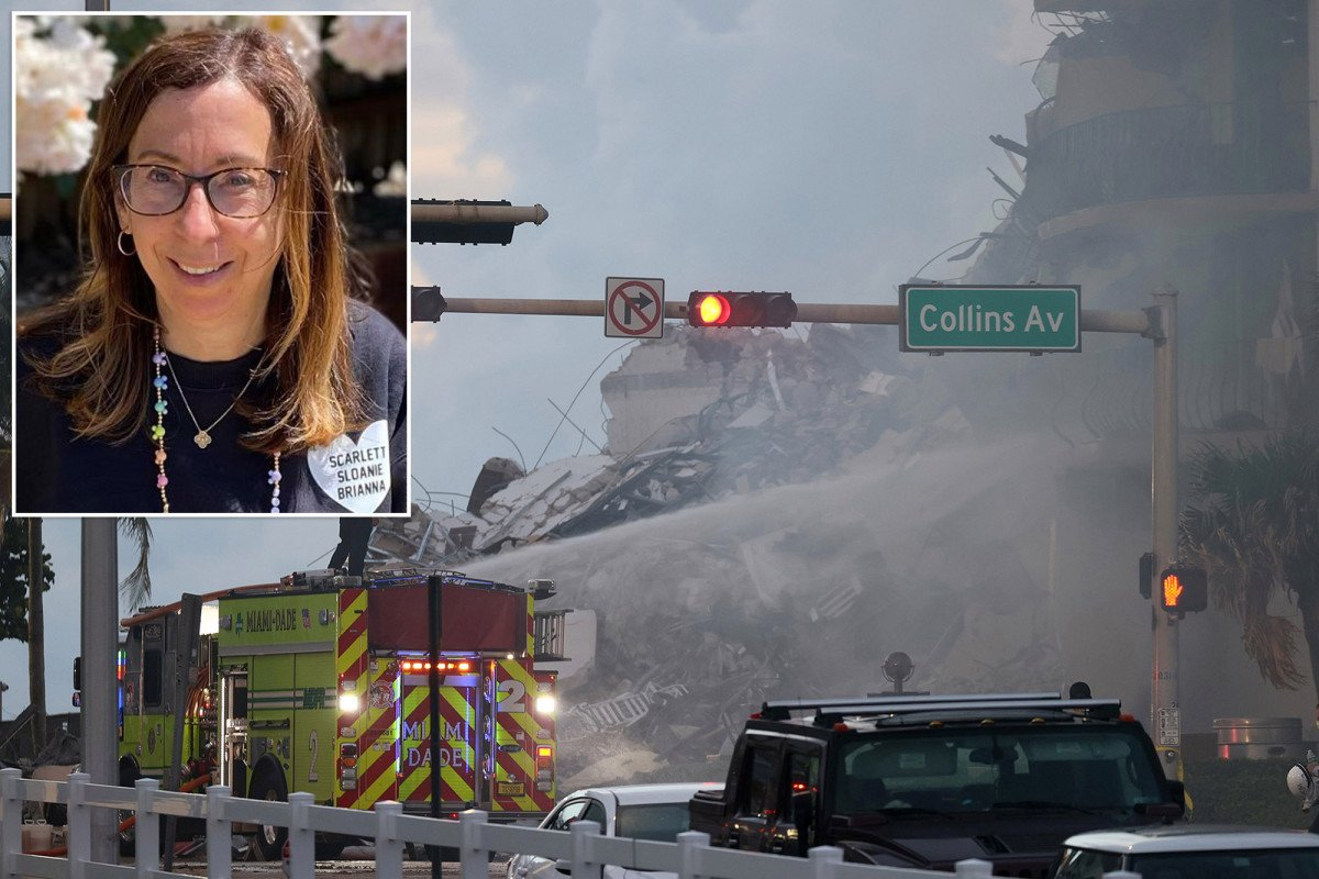 Woman originally from Long Island among the 159 missing in Florida condo collapse