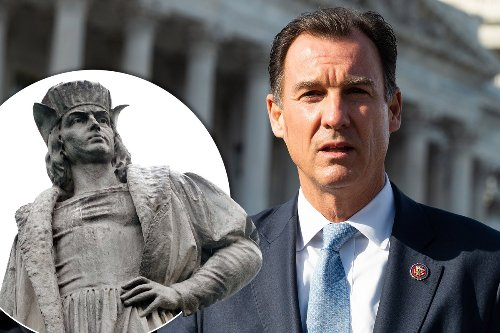 Rep. Suozzi says NYC schools chief must reveal how Columbus Day got canceled