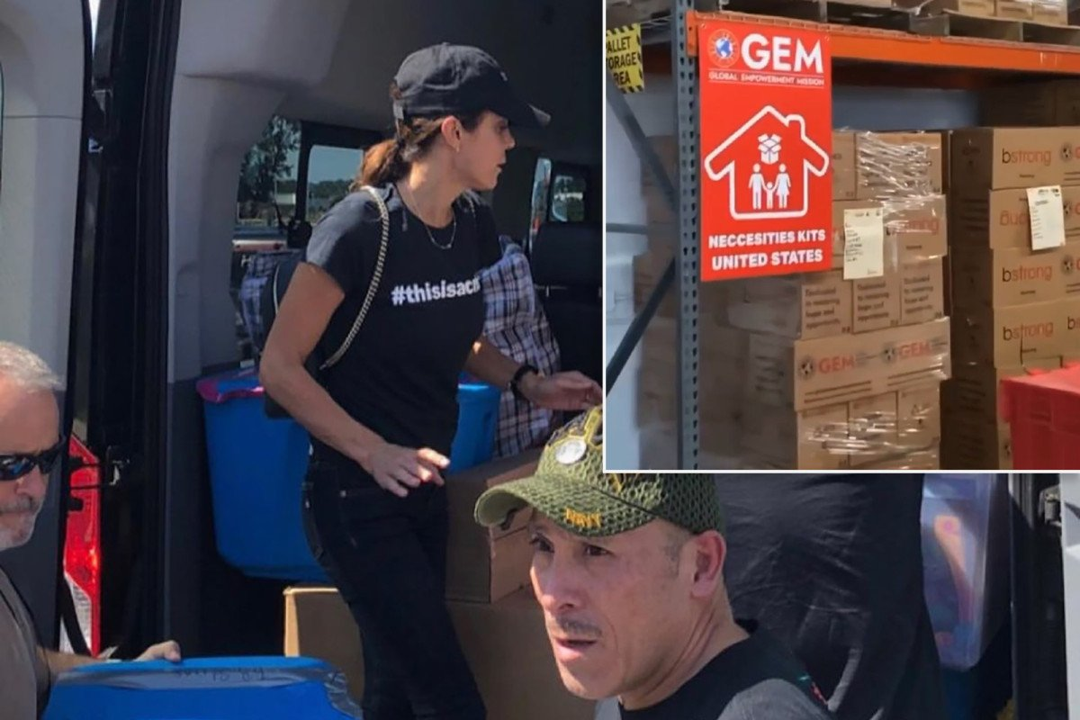 Bethenny Frankel organizes donations for Florida condo collapse via BStrong charity