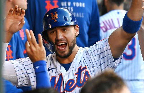 Mets' offense finally breaks out in Michael Conforto's return