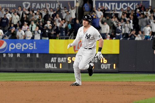 Luke Voit the hero as Yankees win a crazy one