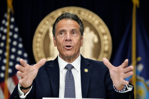 The Post says: Andrew Cuomo has to go — right now