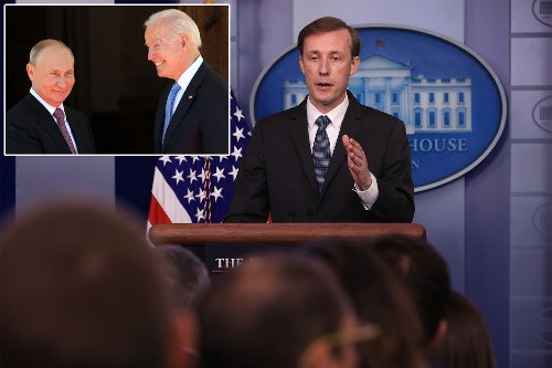 National security adviser grilled over Biden's summit with Putin in heated interview
