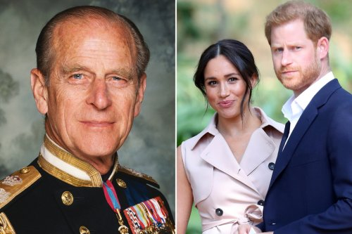 Prince Harry expected to return to UK for Prince Philip's funeral: source