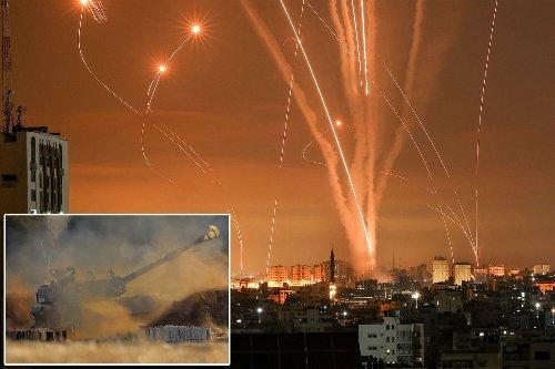 Israel deploys ground forces near Gaza as conflict escalates