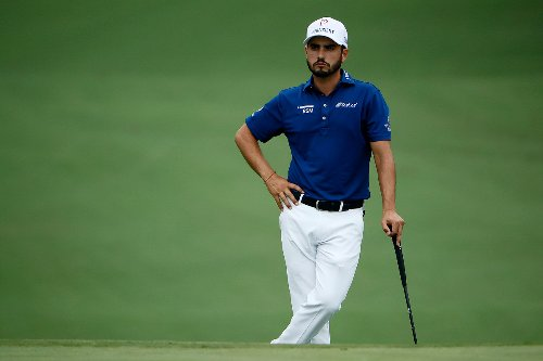 Take a look at these golfers in Travelers Championship
