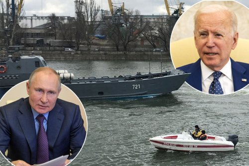 Putin closes off access to Black Sea after Biden's about-face on Ukraine